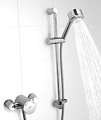Thermostatic Showers now available at QS Supplies