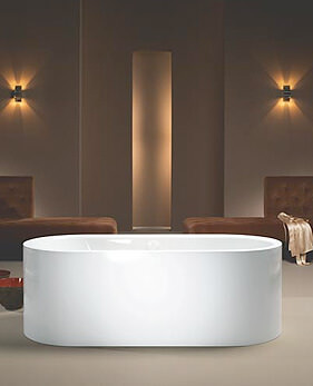 Strong and Durable Steel Baths