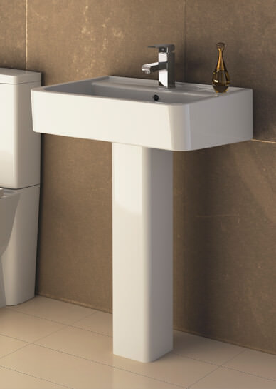 Bathroom Sinks & Wash Basins - UK Collection - QS Supplies
