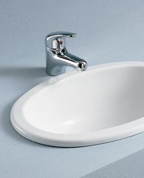 Inset Wash Basins