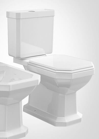 Toilets 1930Series from Duravit