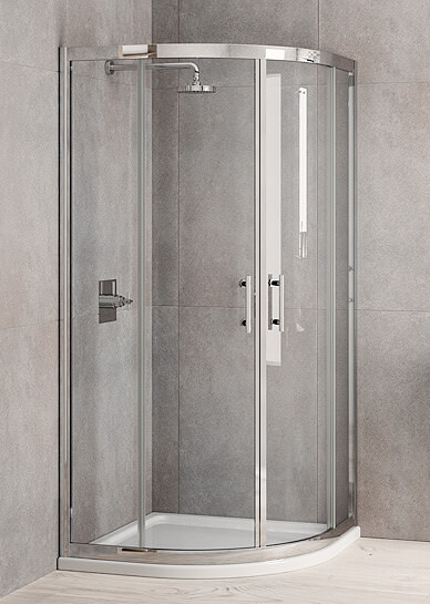 SALE! Shower Enclosures with Tray / Cubicles & Doors / QSSupplies ...