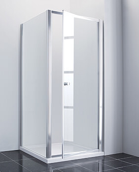 Shower Pivot Doors and Side Panels