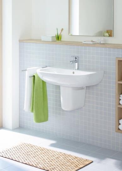 D Code Wash Basin