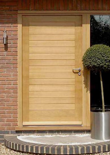 External Solid Doors