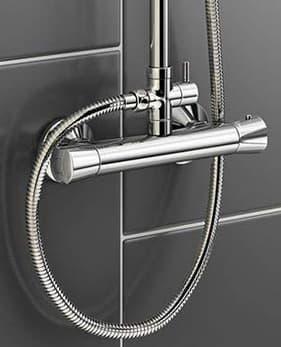 Bar Shower Valves