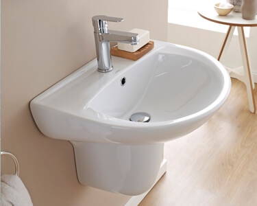 Cloakroom Basins