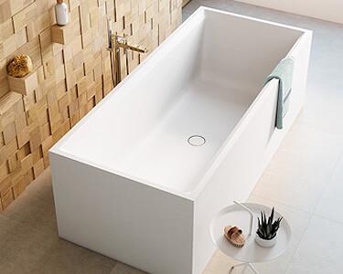 Standard and Acrylic Baths